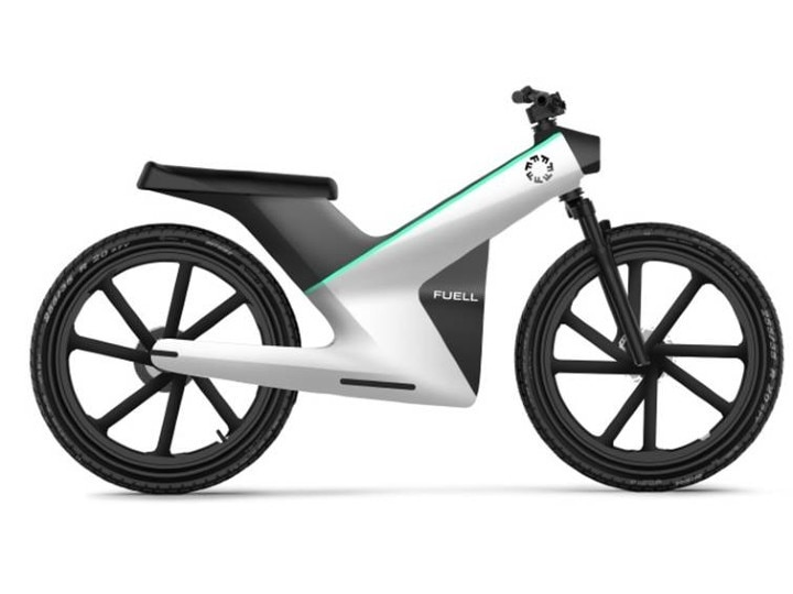 Fuell Mobility Electric Moped Prototype Unveiled