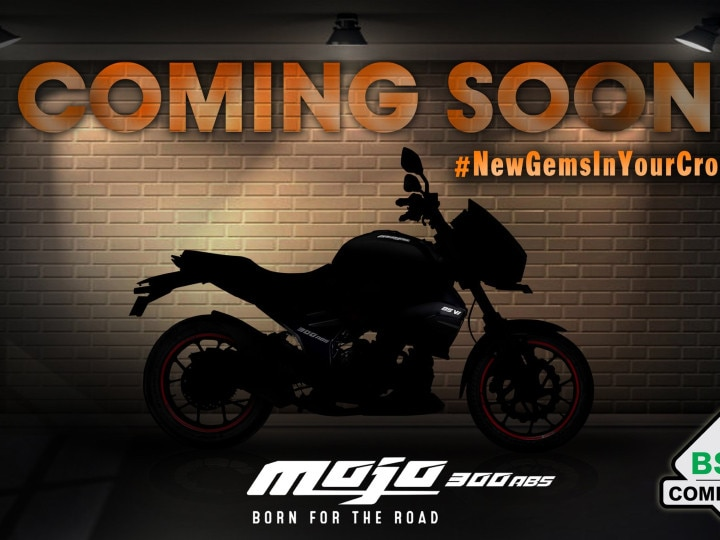 Mahindra Mojo ABS BS6 Teased