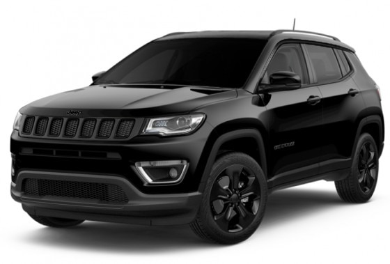 Jeep Compass Night Eagle Edition Launched In India At Rs 20 14