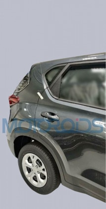 Kia Sonet Sub 4m Suv Spotted Partially Uncovered Ahead Of August 7 Global Reveal Zigwheels