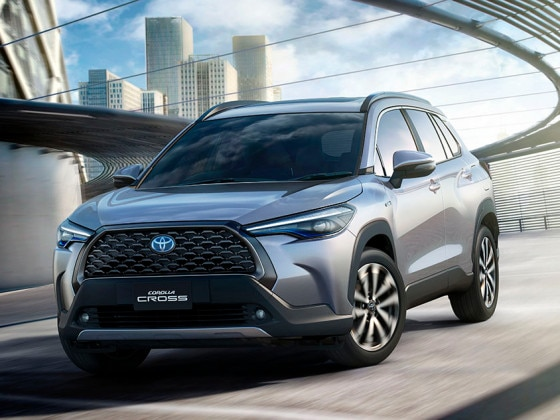 Toyota Corolla Cross Revealed In Thailand India Launch Unlikely Zigwheels