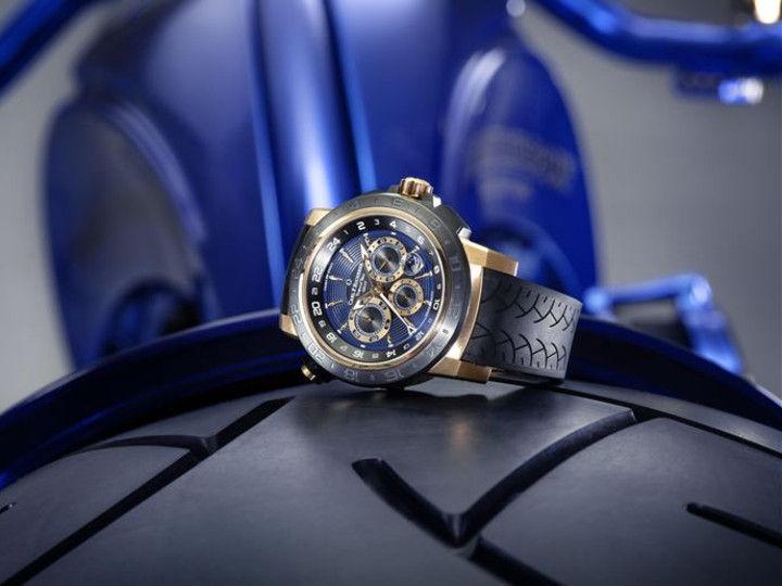 Harley Davidson Blue Watch