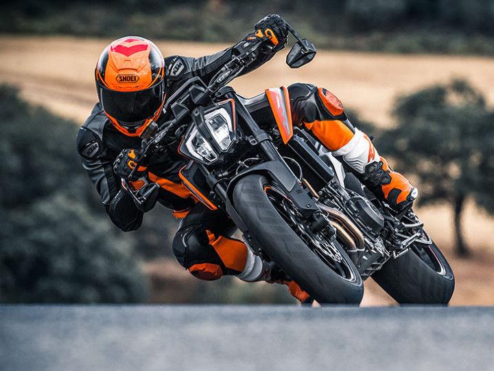 KTM 500cc motorcycle timeline revealed