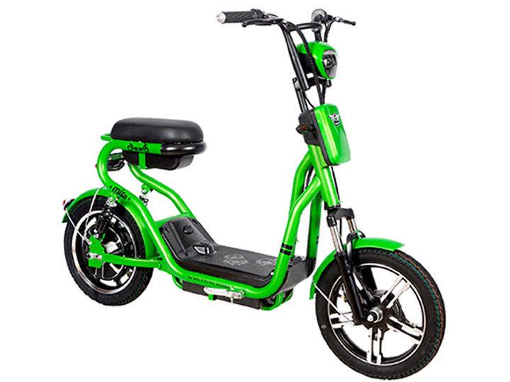 Gemopai Miso e-Scooter Launched