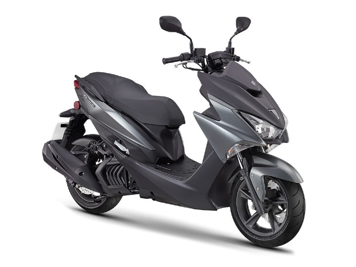 Yamaha Force 155 scooter Launched in Taiwan