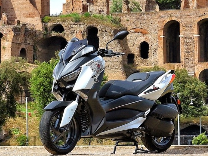 Yamaha XMax 300 Roma Edition Scooter Launched