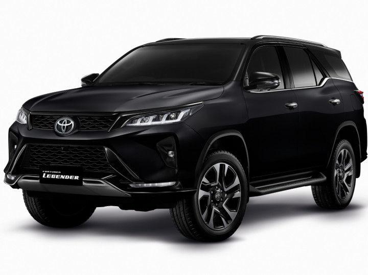 2020 Toyota Fortuner Facelift ASEAN NCAP Crash Test ...