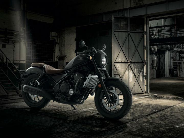 Honda Rebel Supreme