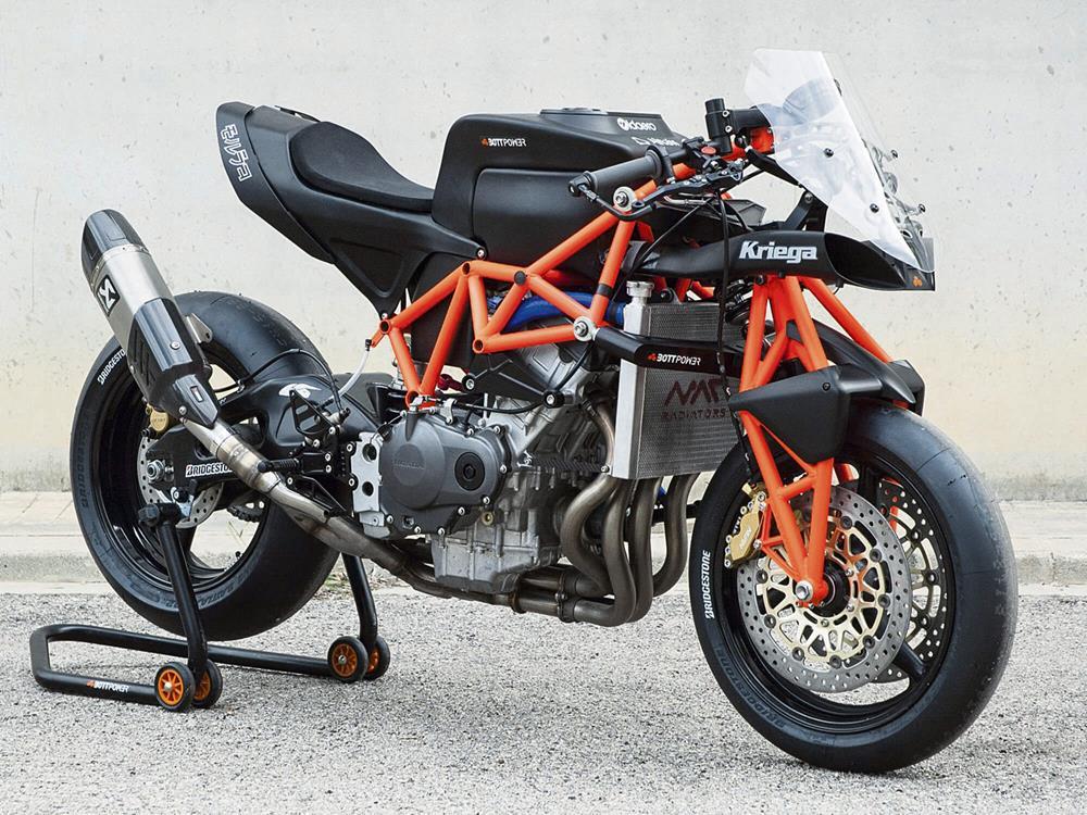 Bottpower Morlaco Is A Printed Bike