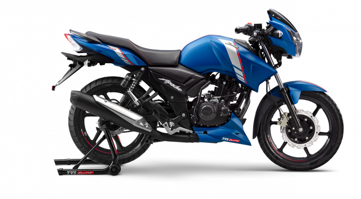 Tvs Apache Rtr 180 Bs6 Launched In India At Rs 1 01 Lakh Zigwheels