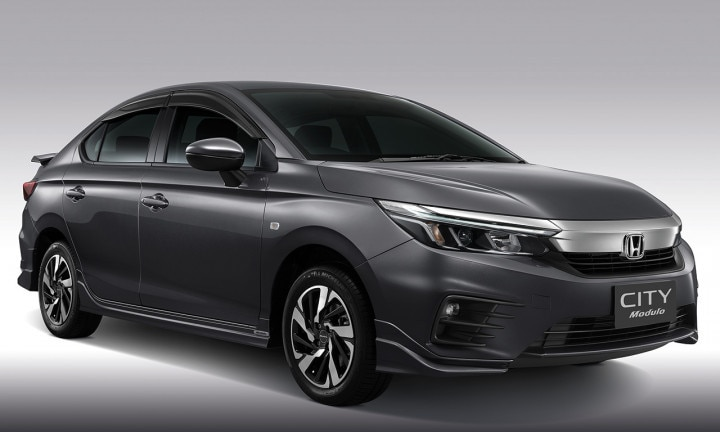 2020 Honda City Spied Undisguised In India For The First ...