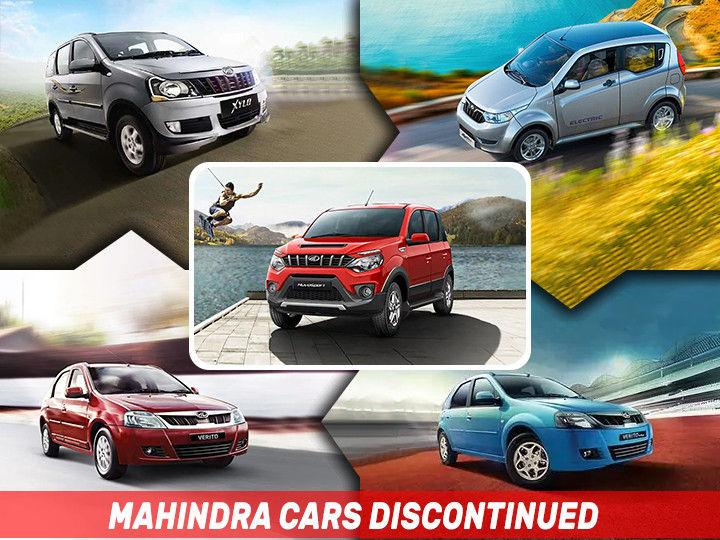 ZW-Mahidra-Cars-Discontinued