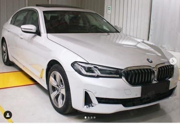 2020 Bmw 5 Series Facelift To Launch In Two Weeks Zigwheels