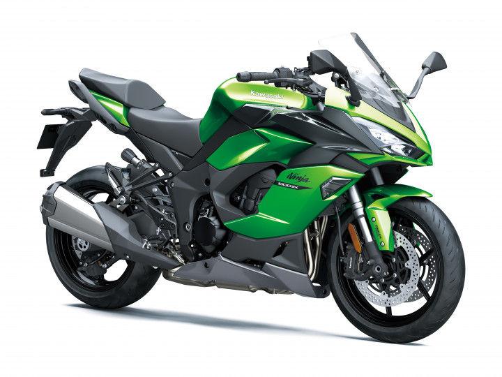 Kawasaki Ninja 1000 BS6 Launched