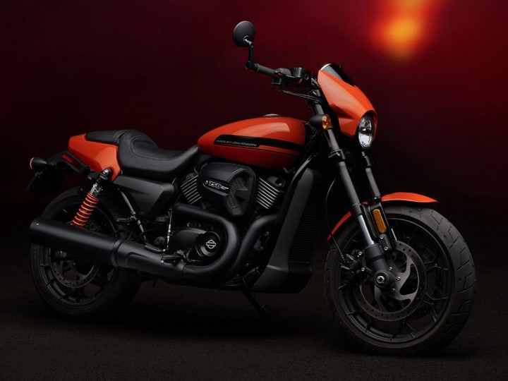 Harley-Davidson now at your doorstep