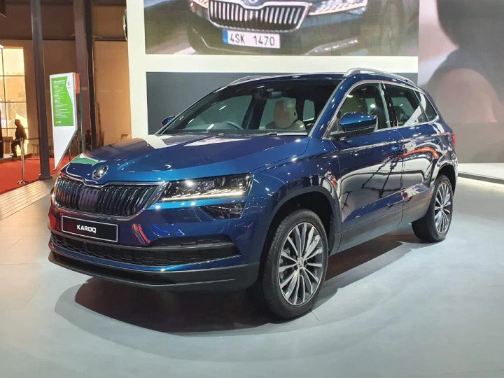 Skoda Karoq Mid-size SUV Launched In India At Rs 24.99 ...