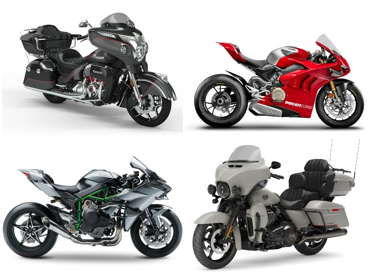 Most Expensive Motorcycles Available In India