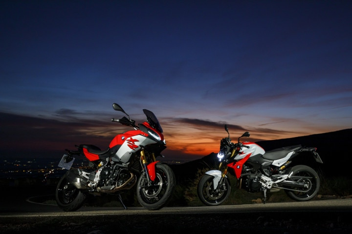 BMW  F 900 R and F 900 XR Launch Details