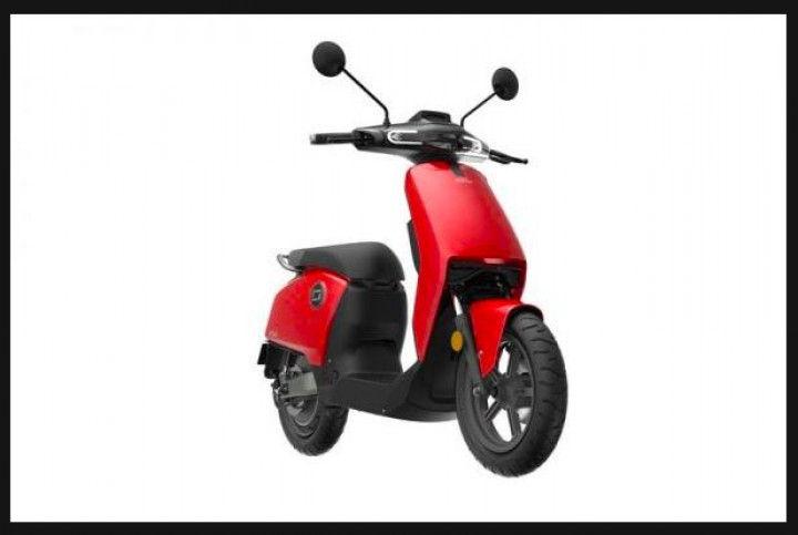 Revolt e scooter