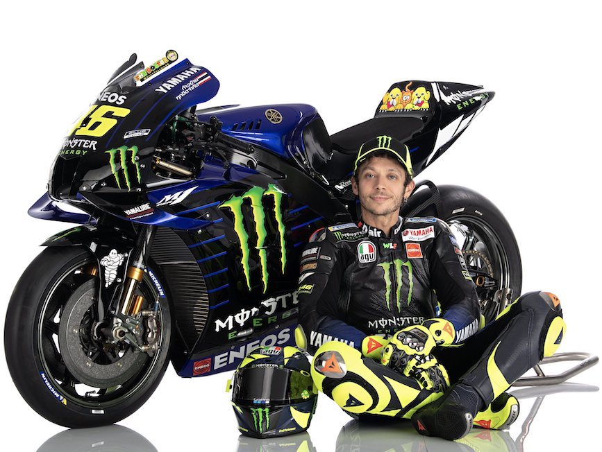 Valentino Rossi To Sign Deal With Petronas Yamaha For 2021 ...