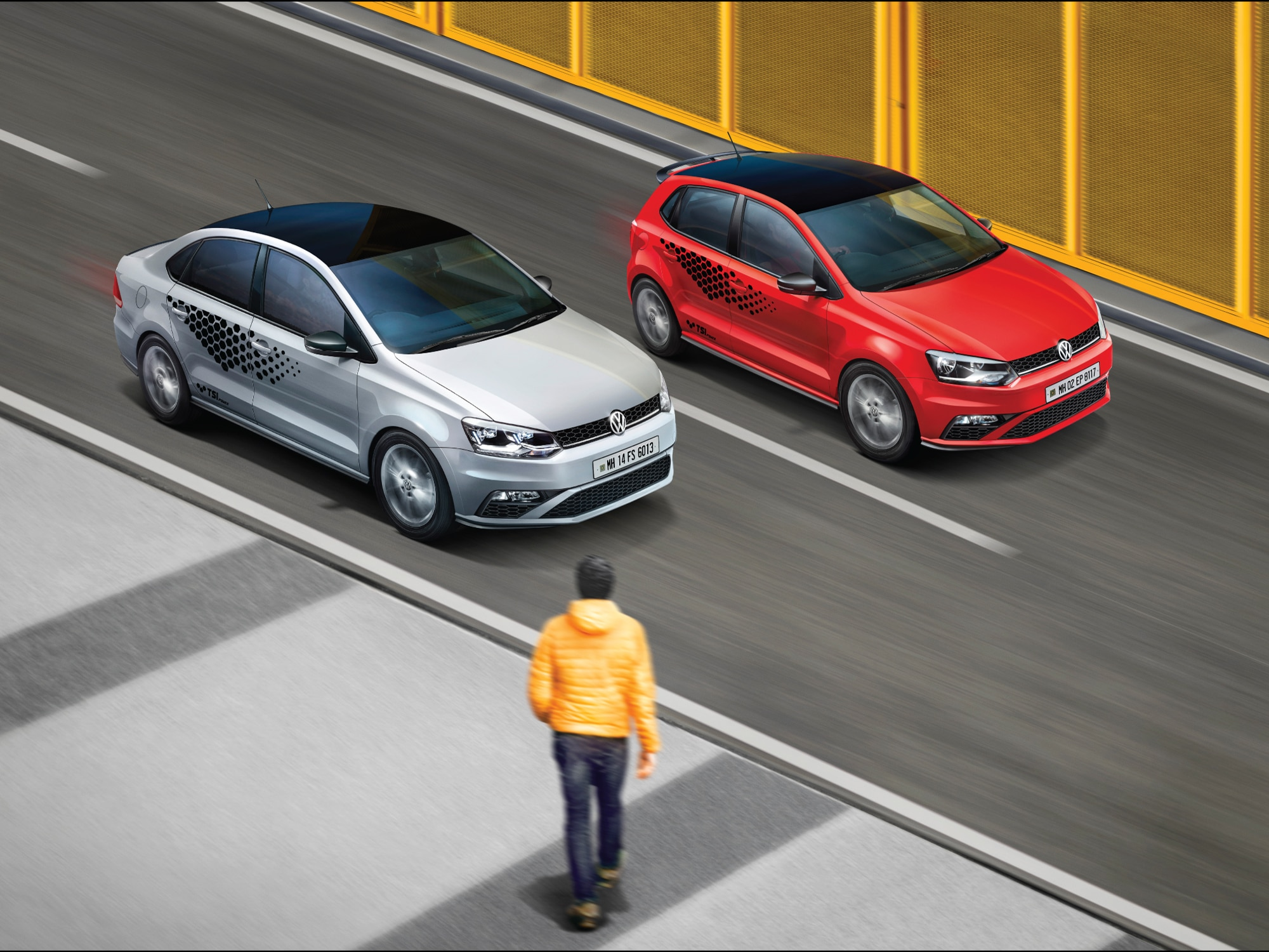 2020 volkswagen polo, vento tsi editions launched in india