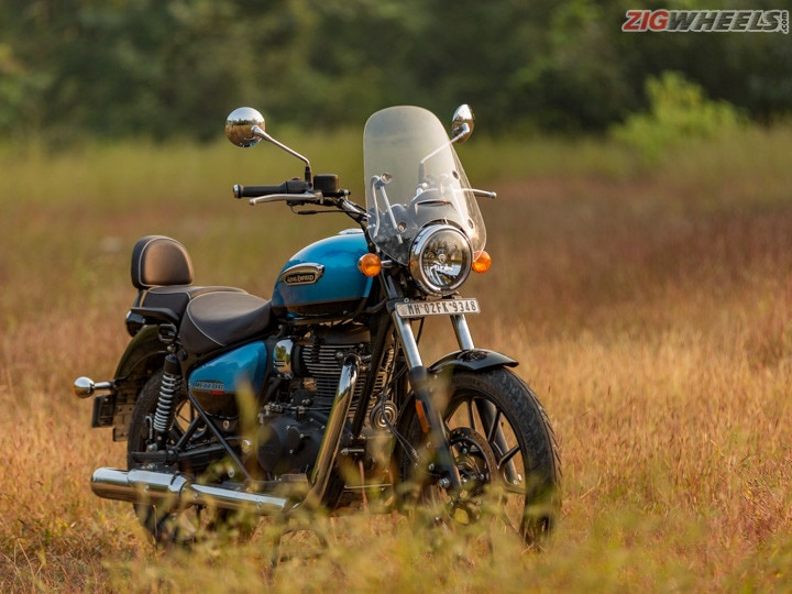 Royal Enfield Meteor 350 Accessories And Prices Revealed