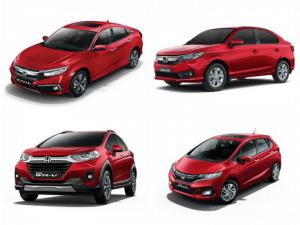 November 2020 Offers Honda Offers Discounts On Amaze Honda City WR-V This Diwali