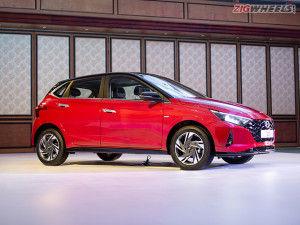 Hyundai i20 2020 Exterior Image Gallery Detailed