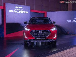 Nissan Magnite Sub-4m SUV Variants Explained