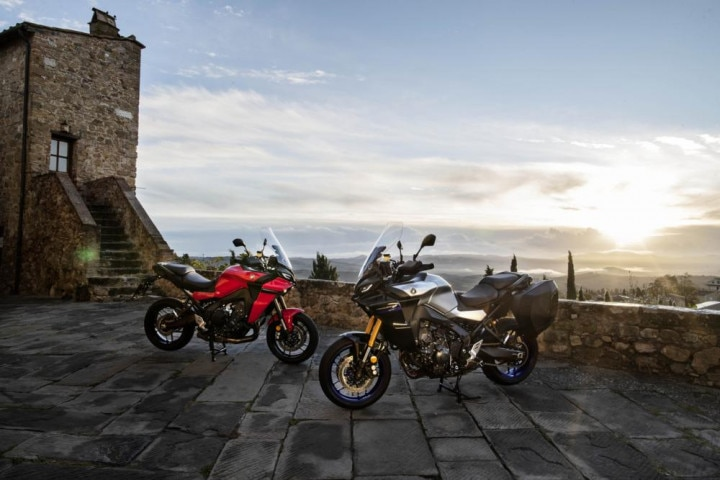Yamaha Tracer 9 and Tracer 9 GT