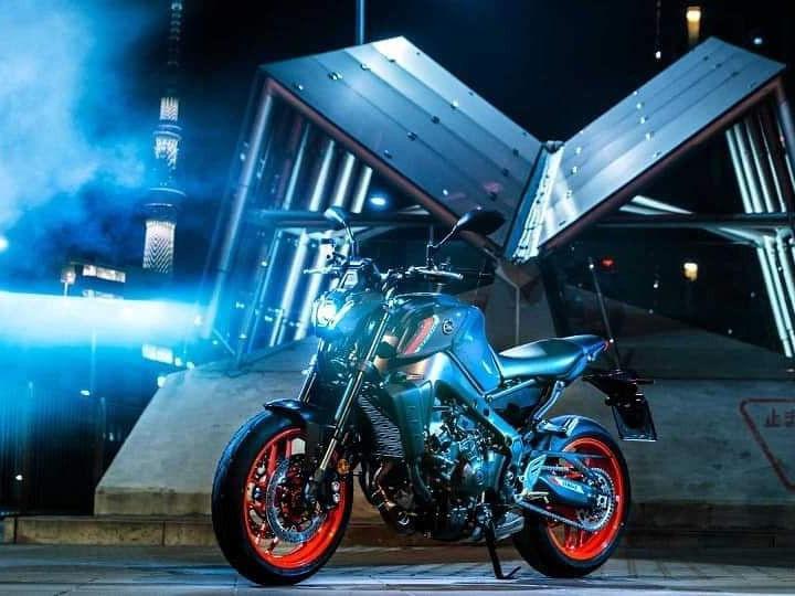 Yamaha MT09 Details Revealed