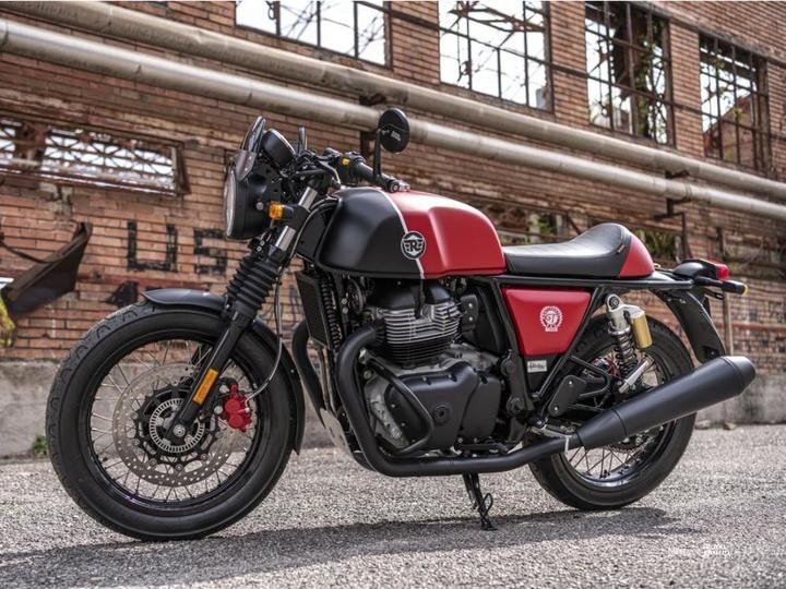 Royal Enfield Limited Edition Twins