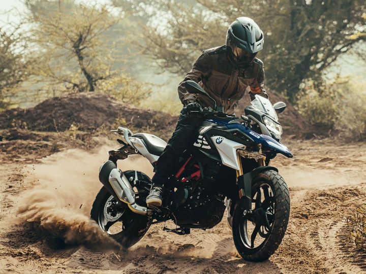 BMW G310GS BS6 unveiled zig