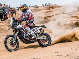 Motorsport Roundup CS Santosh and Harith Noah ready for Andalucia Rally Honda To Quit F1 MotoGP Rider Announcements And More