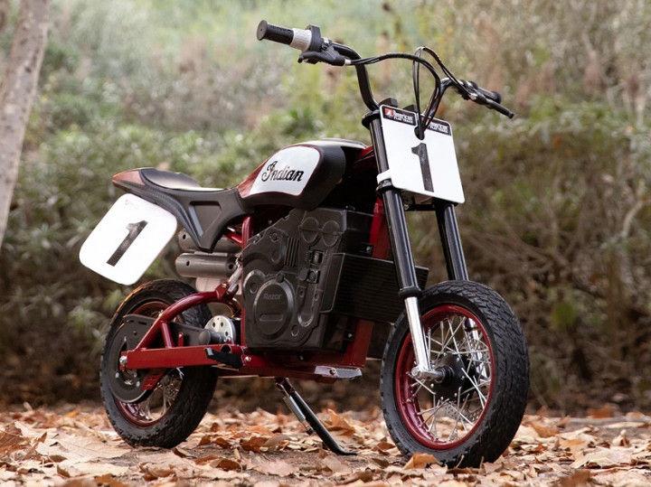 Indian Motorcycle eFTR Jr Electric Bike Launched Overseas