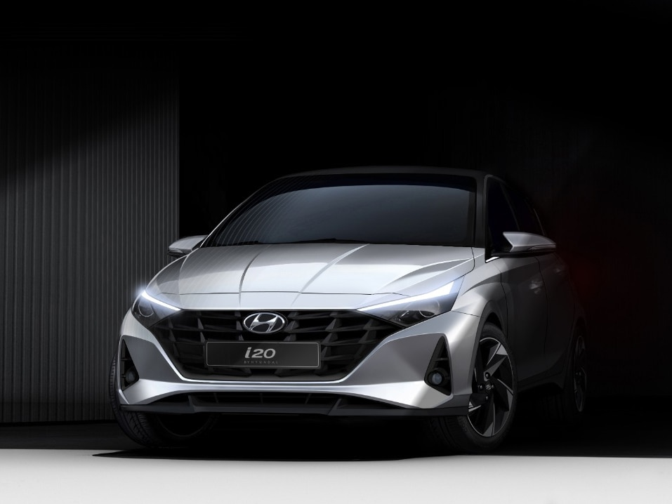 Hyundai Elite I20 2020 Exterior And Interior Design Sketches Revealed Ahead Of Launch Zigwheels