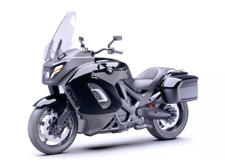 Aurus Escort Electric Motorcycle Revealed