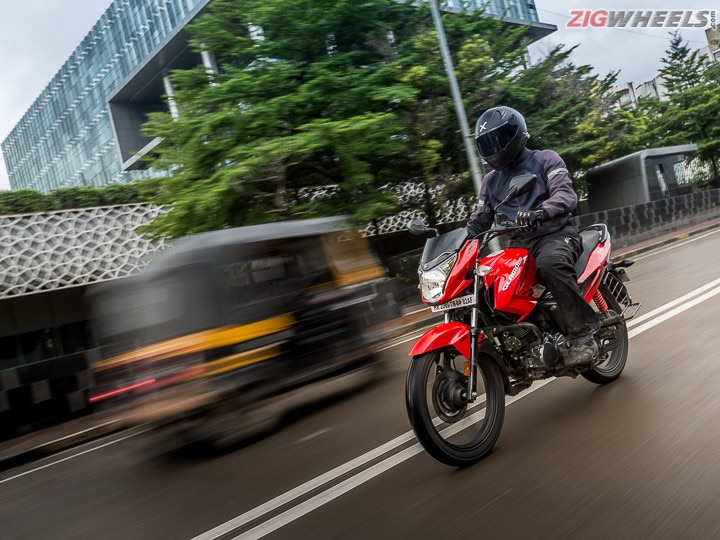 Hero Glamour 125 BS6 Road Test Review