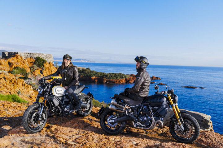 Ducati Scrambler 1100 Pro and 1100 Sport Pro BS6 Range Launc