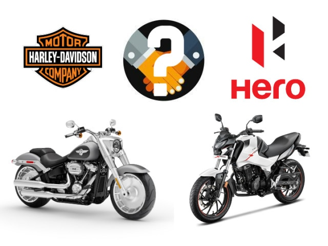 Harley-Davidson And Hero MotoCorp To Partner Up For Indian Market? -  ZigWheels