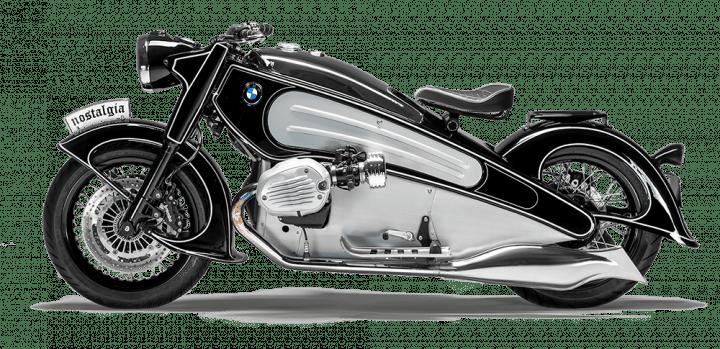 BMW R nineT Custom Body KIt Unveiled
