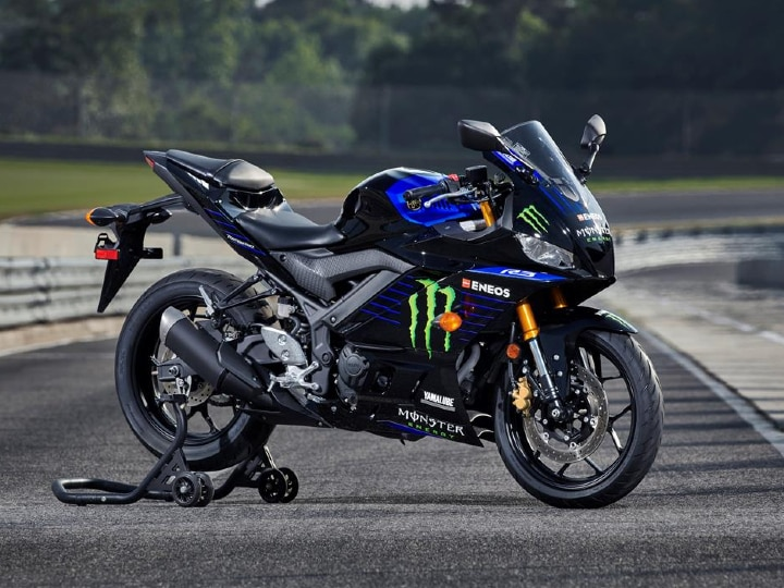2021 Yamaha R3 Gets New Colours Including A MotoGP Livery ...