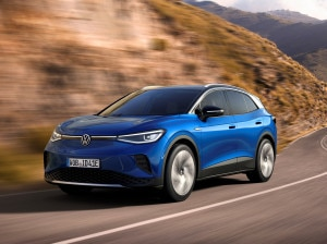 Volkswagen ID4 Brands Debut Electric SUV Unveiled