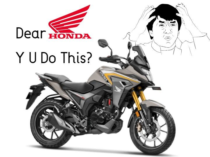 Honda ADV opinion piece zig