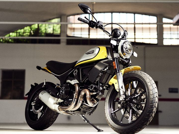 2021 Ducati Scrambler Icon, Icon Dark Scrambler 1100 Dark Pro Launched In India