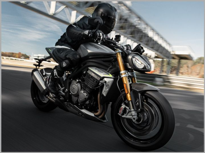 Speed Triple 1200 Rs unveil Zig