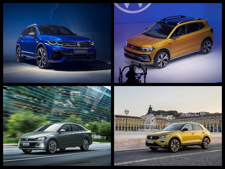 Volkswagen's 2021 India Plans Revealed: T-ROC And 5-seater ...