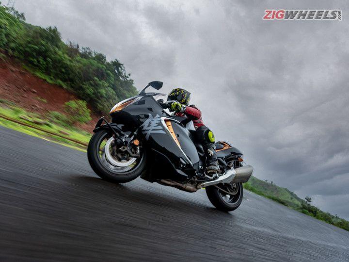 2021 Suzuki Hayabusa Road Test Review