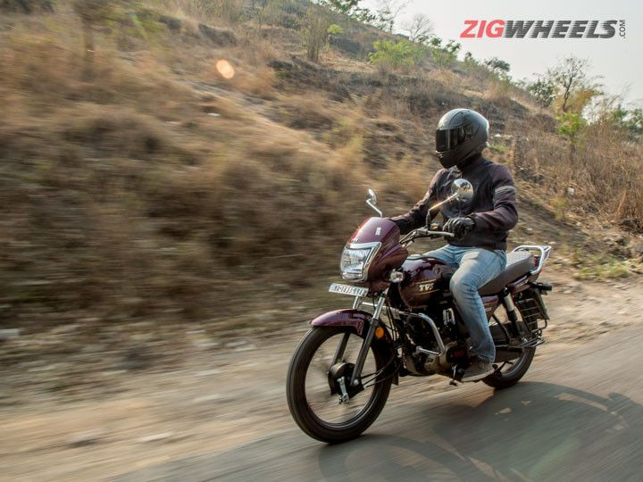 TVS Radeon Commuter of the Year Edition BS6: Road Test Review