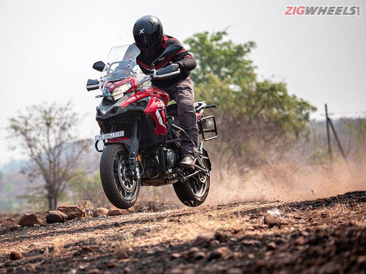Benelli TRK 502 BS6: Road Test Review
